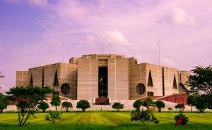 nonagon-style-national-Assembly-Bangladesh-Jatiyo-Sangsad-Bhaban-brutalist-architecturen9s-2n9s