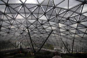 Gridshell Structure_Zaryadye Park