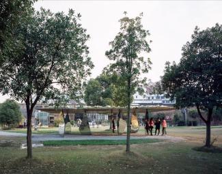 Blossom pavillion 1