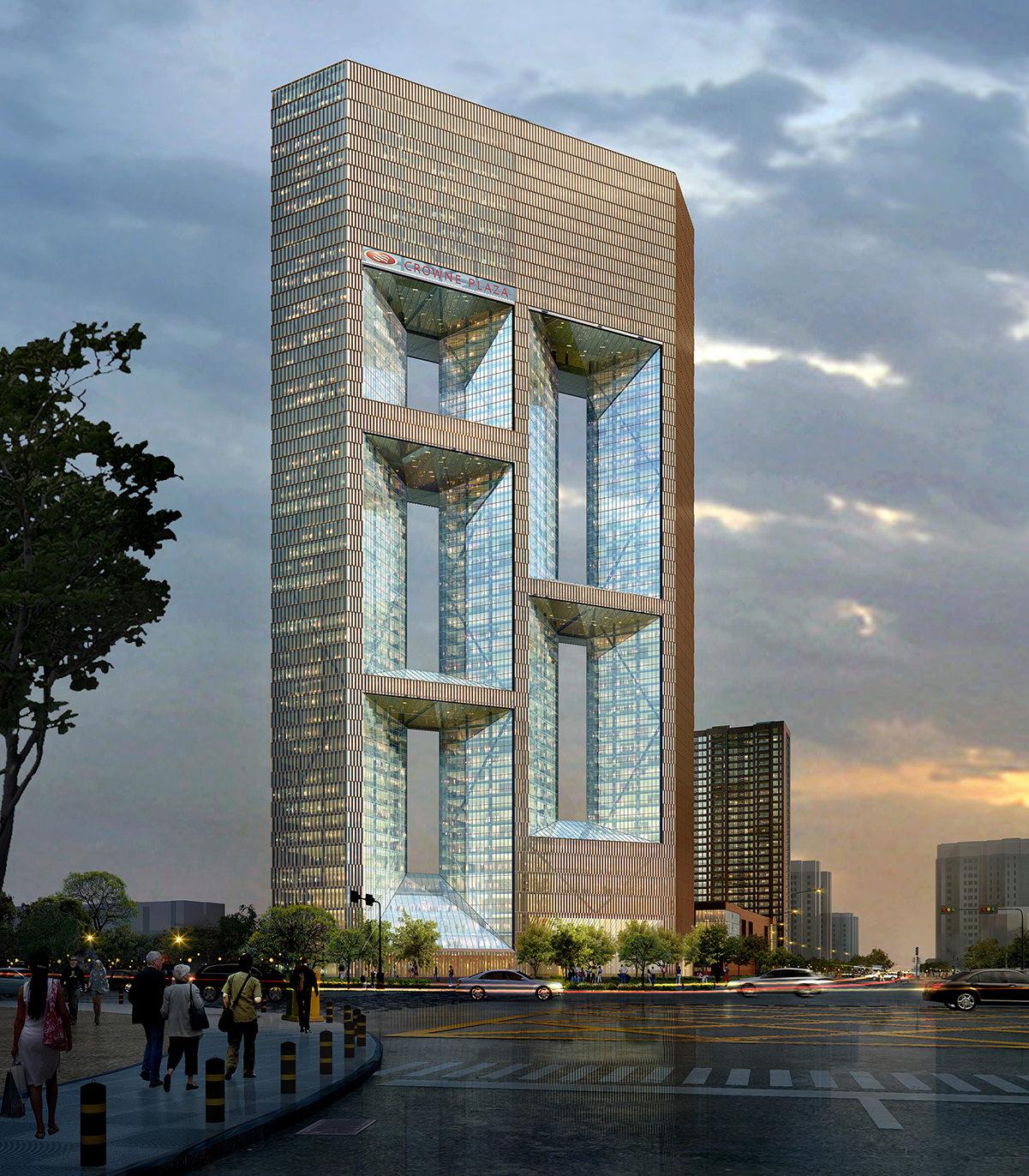 SOM building (AEWM post3)